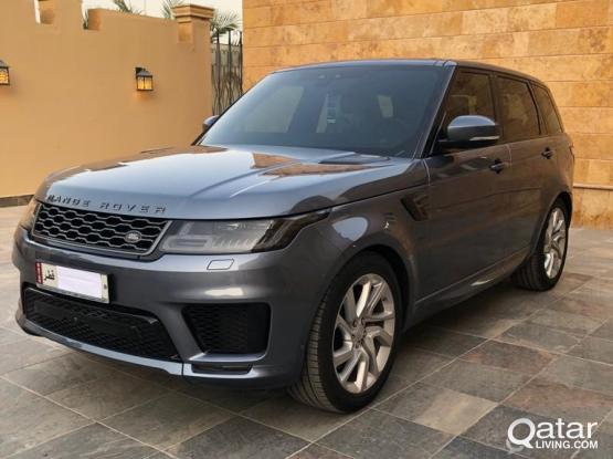 Land Rover Range Rover Sport Supercharged HST 2018