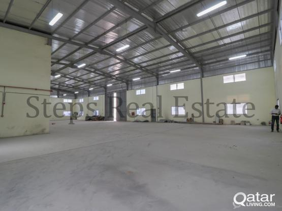 For Rent Big Warehouse at Industrial Area