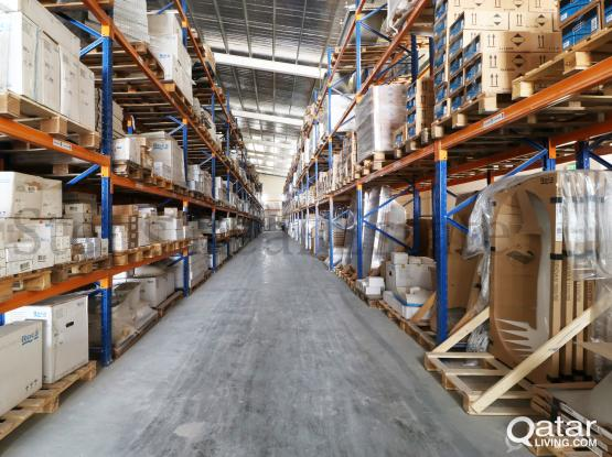 1500sqm Spacious Warehouse 4 Rent Industrial