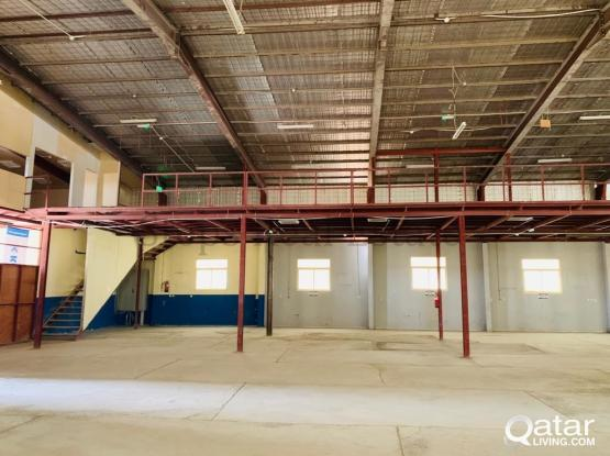1000SQM Warehouse For Rent at Industrial