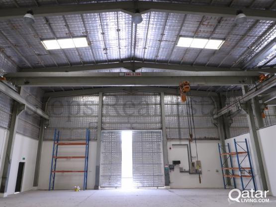 2300sqm Warehouse and land  For Rent at Industrial