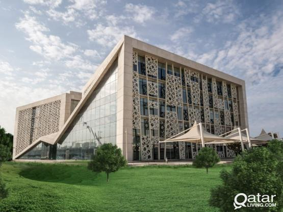 LEED Certified offices - No commission - Lusail Area