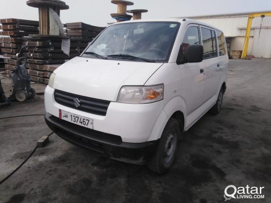 Suzuki APV 2012