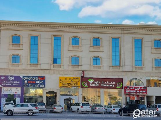 Offices for rent at QR 60 QR/m2 - Near Wakra Municipality