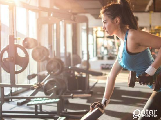 Looking for INVESTOR -> Open your GYM with me! QAR 2990 per each 1% !