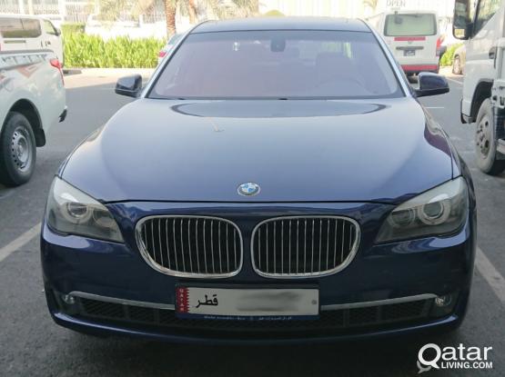 BMW 7-Series 740 Li 2012