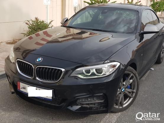 BMW 2-Series 235 i 2016