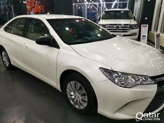 Toyota Camry GL 2016