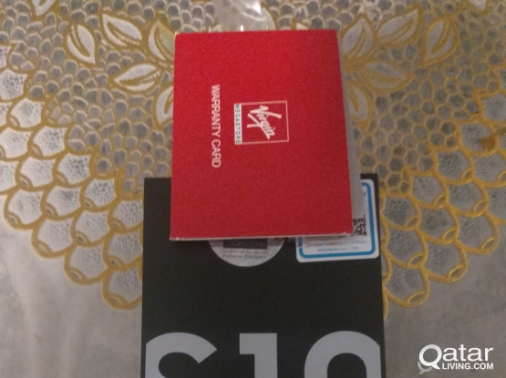 Brand New Samsung S10 boxpacked for Sale