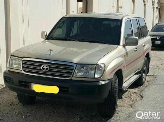 Toyota Land Cruiser GX 2004