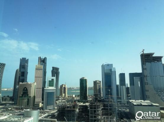 NEW 3 BR APT -1 MONTH FREE + QATAR COOL
