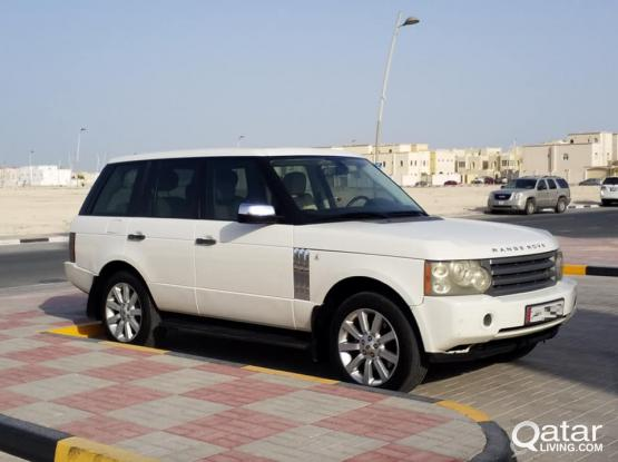 Land Rover Range Rover Vogue Supercharged 2009