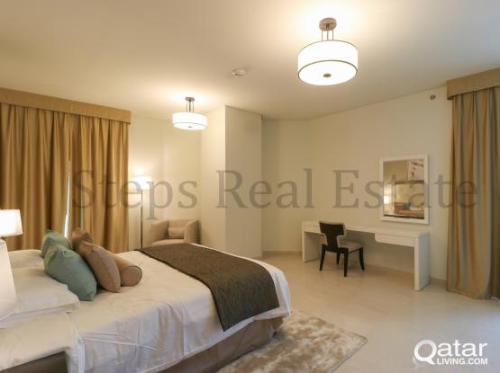 ULTIMATE LUXURY***3 Bed FF Lusail Marina
