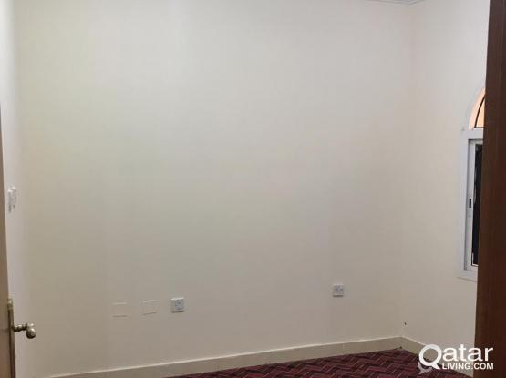 (Direct From Owner)Very Neat & Clean 1BHK Flat Available For Family In Bin Omran.