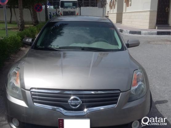 Nissan Altima 2.5 S 2008