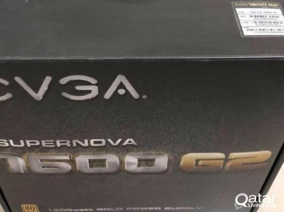 EVGA 1600w PSU like new