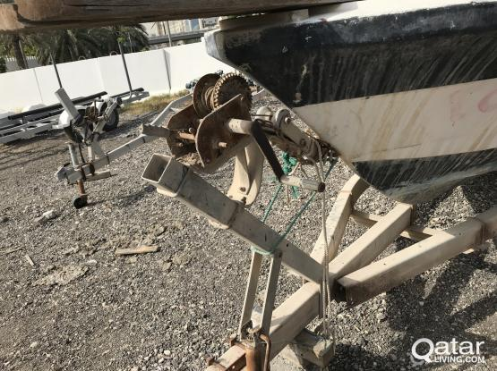 Trailer in working condition