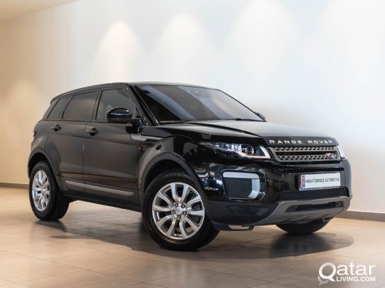 Land Rover Evoque Dynamic 2017