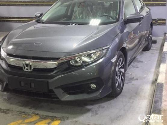 Honda Civic Standard 2017