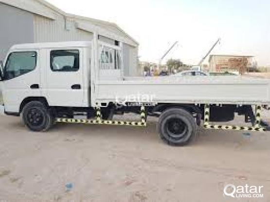 3 TON MITSUBISHI CANTER  AVAILABLE FOR RENT