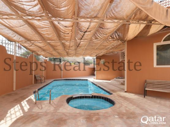 3 Bedroom Compound Villa  For Rent in Mamoura