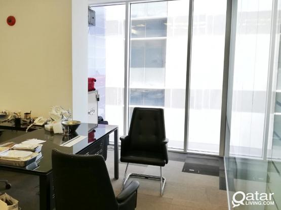 OFFICE SPACE NEAR QATAR NATIONAL MUSEUM