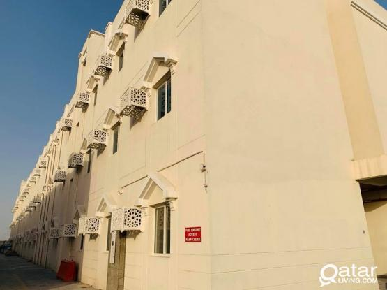 96 Rooms for rent in industrial area , Street no : 38