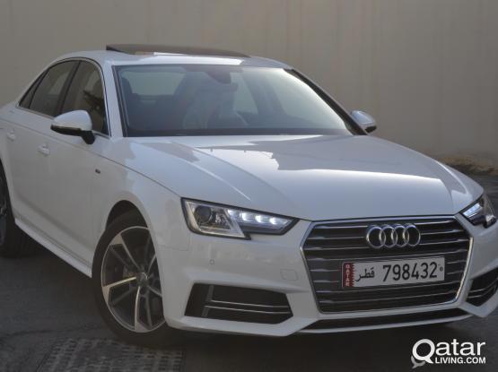 Audi A4 Standard 2018