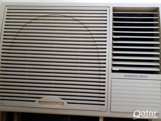 2 Ton Super Generel window AC for sale