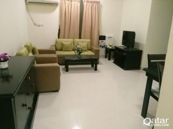 (No Commission) Fully Furnished 2 Bedroom Apartment  in Bin Omran Near Green Mosque