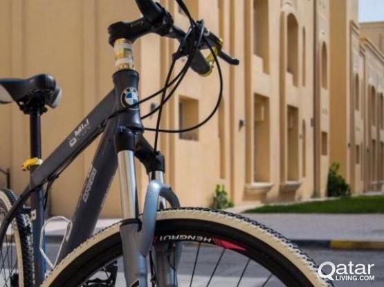 Urgent For Sale Bmw Mountain Bike