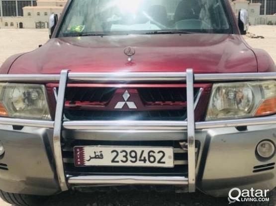 Mitsubishi Pajero 3.0L 2005