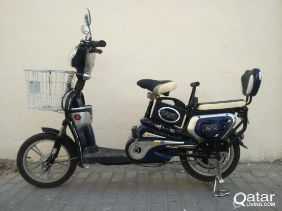 E - Bicycle for sale