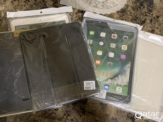 5 pcs of covers for ipad pro 12.9 sealed