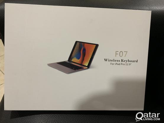 Wireless keyboard for ipad pro 12.9 sealed