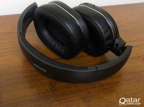 Original Baseus Encok Wireless headphone D02 (Foldable)