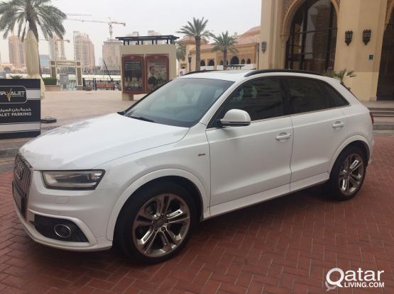 Audi Q3 4.0 TFSI 2015
