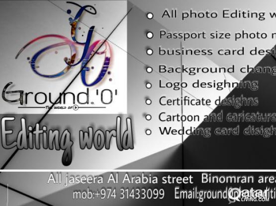 editing world