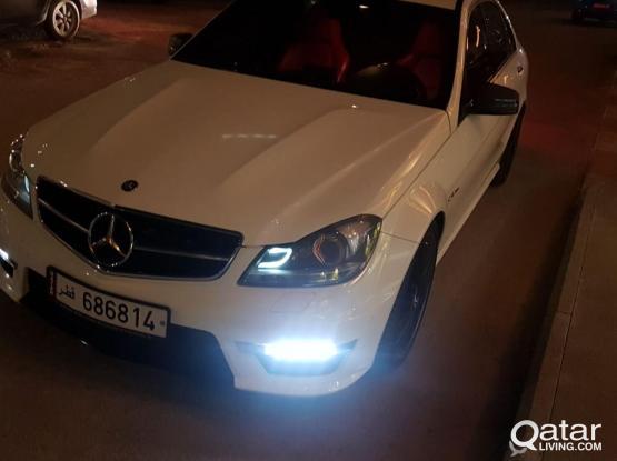 Mercedes C 63 AMG 2010