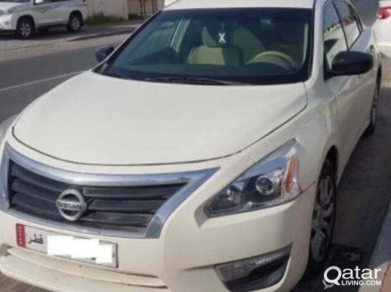 Nissan Altima 2.5 S 2013