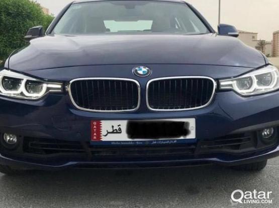 BMW 3-Series 318 i 2016