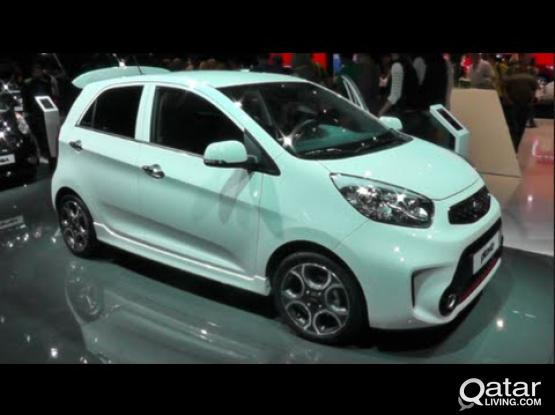Offer Offer !! On Kia Picanto !! For Rent : 70980549/30177928