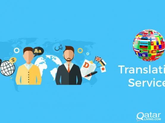 #1 for Professional Translation Services Doha Qatar