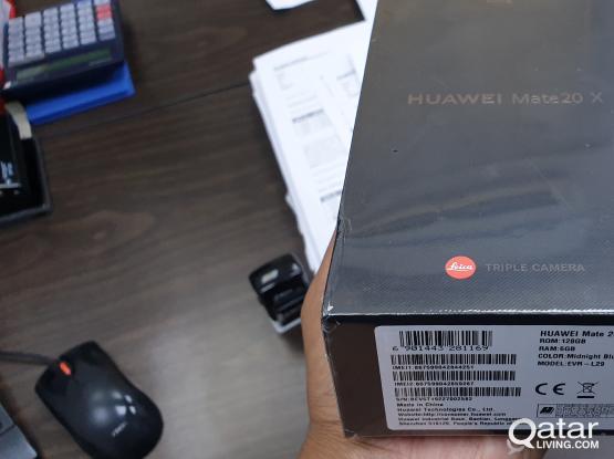 Brand New Huawei Mate 20 X (Blue)