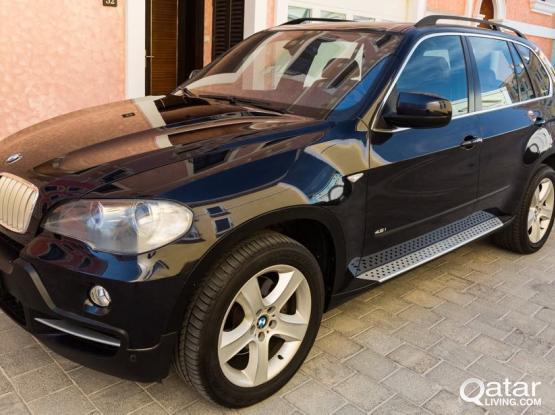 BMW X5 4 8i - Full option 7 seats | Qatar Living