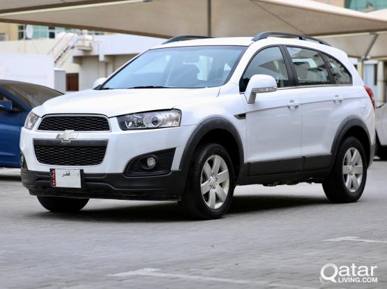 Chevrolet Captiva LT 2015