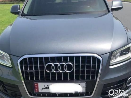 Audi Q5 2.0 T Quattro 2014