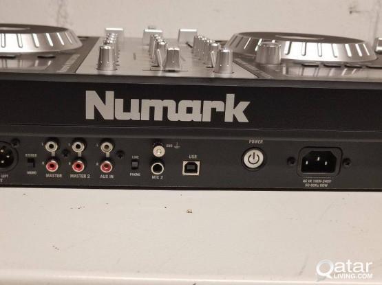 Numark MixDeck Express