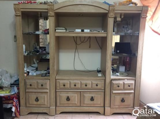 Beautiful  Wooden TV Cabinet in very good condition
