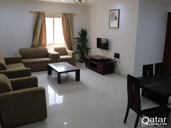 2bhk fully furnished apartment for family in fareej abdul aziz